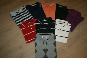 Herren T-shirt Paket  * Poloshirts *   9 Stück   Gr. L    * TOP *
