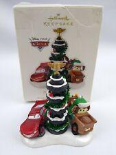 Decoration Xmas Ornament Home Party Decor DISNEY CARS No Stall 123 Piston Cup