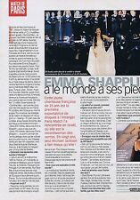Coupure de presse Clipping 1999 Emma Shapplin  (1 page)