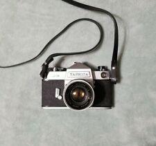 Yashica J-3 Silver Limited JAPAN Lens Set 1:2 Film Tested Working