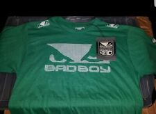 NEW Bad Boy mma boxing martial art Childrens T shirt top aged 13/14 Irish green