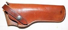 ATA-71 Bianchi S&W K #10 Leather Holster for S&W K Frame Revolver
