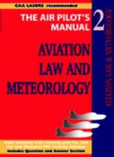 Aviation Law and Meteorology (Air Pilot's Manual),Trevor Thom, Peter Godwin