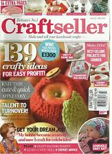 CRAFT SELLER, MAKE AND SELL YOUR HAND MADE CRAFTS, MAY, 2013   ISSUE, 23   UK
