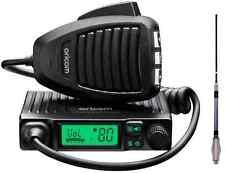 ORICOM  UHF300 UHF MICRO 5W 80 CH RADIO+GME AE4018K1 ANTENNA PACK+NEW+4WD CARS