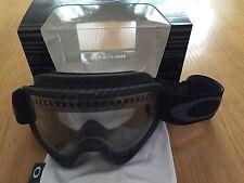 2017 Oakley Enduro Vent O Frame Shockwave Goggle KTM Carbon UK Post