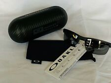 100% Genuine Oakley Carbon Blade Prizm Black Polarised Sunglasses 009174-09