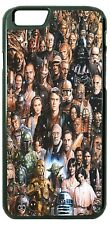 Star Wars Characters Collage Phone Case Cover Fits iPhone Samsung Google LG