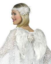 Angel Womens Adult Instant Character Lace Halloween Costume Kit