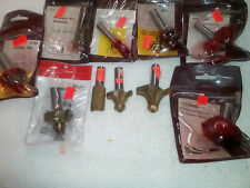 """Lot of 10 NEW Router 1/2"""" Shank Bits Free Shipping"""