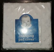 New In Package Gerber White Changing Pad Cover