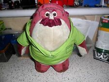Disney Store - Monsters Inc. - Don Carlton - Soft Plush Toys - Used/Played With