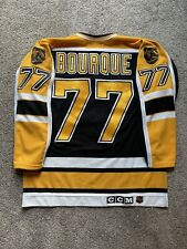 Boston Bruins Ccm Authentic Collection Bourque 1996 All-Star Game Patch Size 48