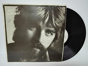 "MICHAEL McDONALD If Thats what it takes Vinilo LP 12"" MCA 1982 WB Records."