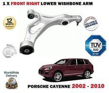 per Porsche Cayenne 2002-2010 Asse Ant Dx inferiore forcella Braccio Sospensione
