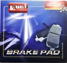 Brake Pads Fits Nissan Rogue 2008-2013 D1288 Rear Set Semi-Metallic Save Money
