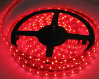 Striscia LED Strip Rosso 5 Metri 300 Led SMD 3528 Ultralux DC12V