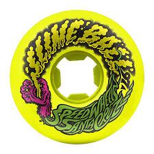 Slime Balls Vomit Mini 97a (Neon Yellow) 54 mm Wheels