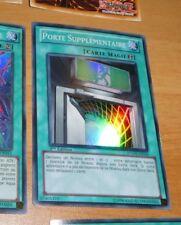 """Yu-Gi-Oh SUPER RARE HOLO CARD CARTE """"Porte Supplémentaire"""" PHSW-FR056 VF FR NM"""