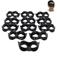 Masquerade Mask Party Favors Half Face Mardi Gras Venetian Mask Costume