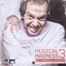 Marcel Woods - Musical Madness 3 NEW CD