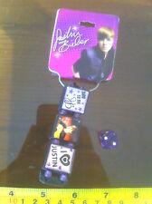 Justin Bieber Bracelet Wristband Official New Justin Bieber I Heart JB