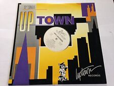 "3rd Eye & The Group Home - Ease Up 12"" Single PROMO NM LP"
