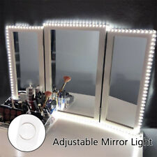 240 LED Dimmable Hollywood Vanity Mirror Light Kit for Makeup Dressing 4M 12V