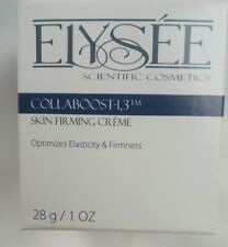 ELYSEE COLLABOOST-1,3 SKIN FIRMING CREME 1 OZ.