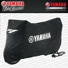 NEW GENUINE YAMAHA YZF R1 YZFR1 MOTORCYCLE BIKE COVER BLACK ABA-4C828-00-00