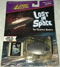 New listing Johnny Lightning Lost In Space Die-Cast Jupiter 2 Sealed New Spaceship Ufo Rare