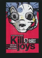 The True Lives of the Fabulous Kill Joys #1, Ghost Variant Cover, 9.8/NM to Mint