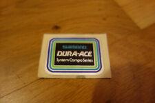 SHIMANO DURA ACE Rahmenaufkleber Sticker 1970er- um 1980 #2