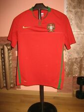 PORTUGAL National Football Team Nike Home 2008/10 Jersey/Shirt size M