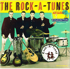 THE ROCK-A-TUNES - ROCK 'N' ROLL HEP CAT + 3 (1950s Canadian Rockabilly) Ltd EP