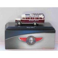 Steyr 380 Q 1955 Classic Coaches Bus Collection 1:72 Atlas Model DIE CAST