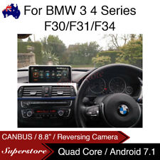 """8.8"""" Android 10.0 Quad Core Car Player navi GPS For BMW 3 4 Series F30/F31/F34"""