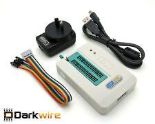 SOFi SP8-F USB Eeprom Programmer - ON/OFF LINE - 24 25 93 95 BR90 SPI BIOS FLASH
