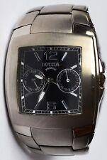 Boccia Titanium Quarz Armbanduhr Titan Herren Herrenarmbanduhr Herrenuhr