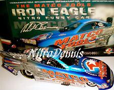 NHRA WHIT BAZEMORE 1:16 Milestone DIECAST 25th Ann NITRO Funny Car 2004 DSR-364