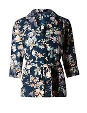 Marks and Spencer Women's Floral Hip Length Coats & Jackets