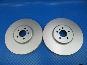 Rolls Royce Ghost front brake rotors left  right TopEuro #8526 2010 2011