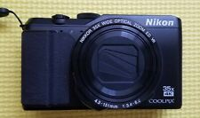 Nikon COOLPIX A900 20.0 MP Digital Camera - Black