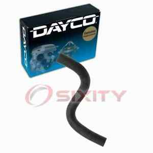 Dayco Heater To Pipe HVAC Heater Hose for 1987-1989 Mitsubishi Precis gt