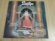 SAVATAGE - HALL OF THE MOUNTAIN KING - GERMAN ISSUE - VERY GOOD++