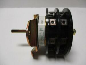 Electroswitch 74202D Rotary Cam Switch