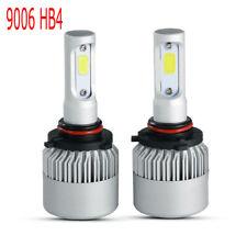 9006 HB4 LED Headlight Bulbs Kit High Low Beam 6000K 2600W 390000LM White Light