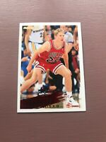 1994-95 Fleer Basketball Superstar: Steve Kerr