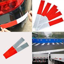 New listing 10Pcs Car Truck Reflective Safety Tape Warning Night Light Reflector StickeKrvv