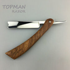 Shave Ready Straight Razor Straight Cut Throat Shaving Razor Barber Shavette #26